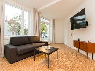 primeflats - 2-Room-Apartment Reinickendorf Aroser Allee