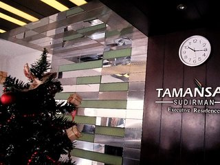 Tamansari Sudirman Apartment (Studio 3)