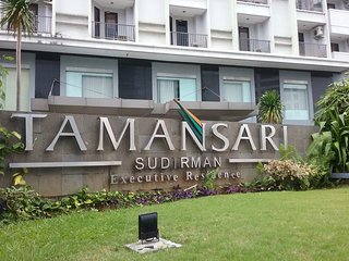 Tamansari Sudirman Apartment (Studio 1)