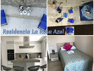 II Habitación doble en Residencia Familiar