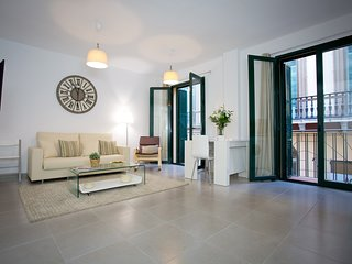 1 lovely bedroom apartment near the Picasso Museum in Malaga