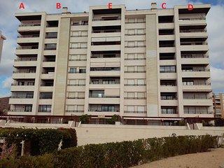 Precioso apartamento con vistas al mar Playa Paraiso 2-8E