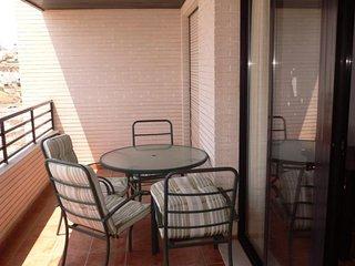 Apartamento en primera linea Playa Paraiso 2-7E