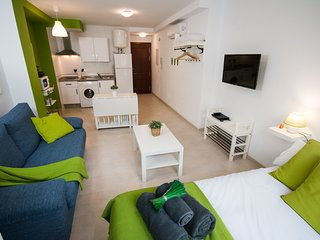 Budget studio close Malaga historical centre
