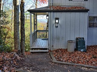 The Tree House-Affordable 2 BR Condo with WIFI & Arcade Game, Pets Considered wi