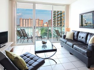906 2BR Cozy Place Sunny Isles