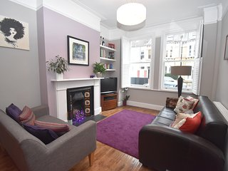 Beautiful Family-Home with Garden in Brixton!