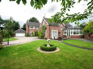 Contemporary House opposite Plessey Woods Country Park in Northumberland