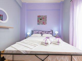 Central Athens Comfy Home