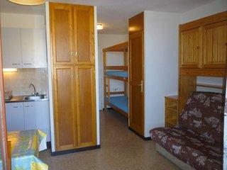 1 bedroom Apartment in Fontcouverte-la Toussuire, Auvergne-Rhône-Alpes, France :