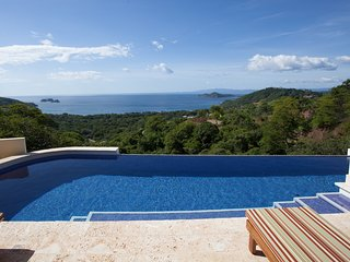 New Ocean View Home with Breathtaking Views of Playa Hermosa - Casa Alegria