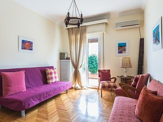 Central Athens Loft with Large Terrace