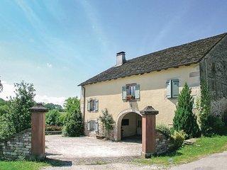 3 bedroom Villa in Vaivre-et-Montoille, Bourgogne-Franche-Comte, France : ref 55