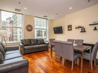 Faneuil Hall North End 4 Beds  2 Bath Condo