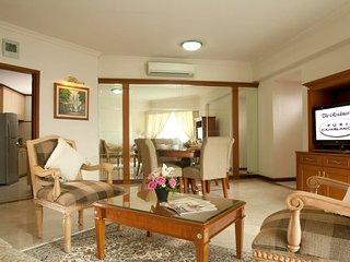 Puri Casablanca Apartment (2-BR Unit 1)