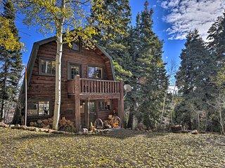 Cabin w/Mountain Views - 20 Mins to Park City