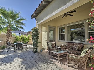 NEW! Home w/Furnished Patio In Coachella Valley!