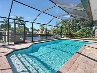27% OFF! -SWFL Rentals - Villa Arianna - 4 BR Cape Coral Home w/Pool & Boat Lift