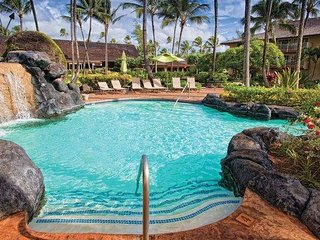 Kauai 1BR: FREE WiFi, Oceanfront Resort, Pool, Spa, Near Coconut Marketplace