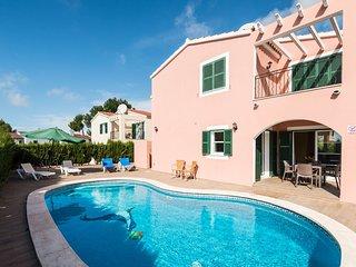 Villas Cala Galdana, Menorca