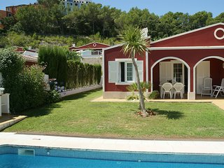 3 Bedroom Villas Galdana Palms, Cala Galdana, Menorca