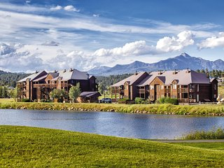 Pagosa Springs CO: 1BR Condo - Lakeside Resort -Mountain Views- Fishing & Hiking