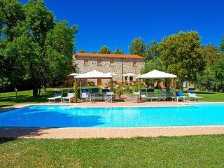 2 bedroom Villa in Casa Fusi, Tuscany, Italy - 5513299