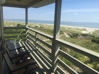 270 Degree Ocean View - Beach Front -Tybee Island