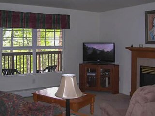 NEW LISTING! Relaxing condo in Estes Park w/gas fireplace & furnished deck