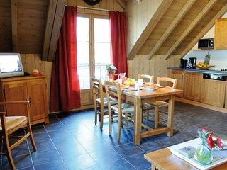 2 BR Apartment for 6 at Lagrange Vacances Les Arolles