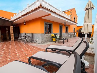 Casa Marjoes - Terraza + barbacoa + parking
