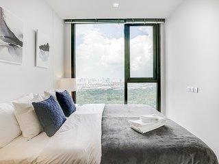 Design 1 Bed Apt w/Balcony in THE LINE Jatujak – Mochit Condo