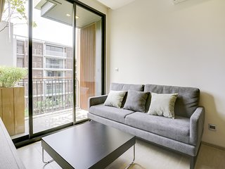 Welcoming 1 Bed Apt w/ Balcony in Mori Haus Condo