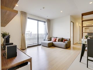 Stylish & Comfy 2Bed in Condo HQ Thonglor