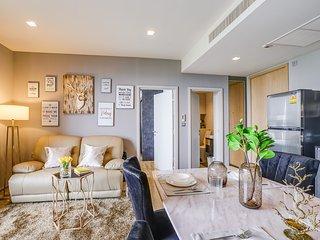 Elegant & Modern 1Bed flat in THE LINE Jatujak-Mochit