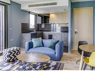 Elegant & Modern 2Bed flat in THE LINE Jatujak-Mochit