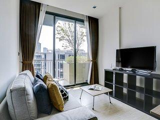 Amazing 1bed w/ Balcony Great Views in Elegant Mori Haus Condo