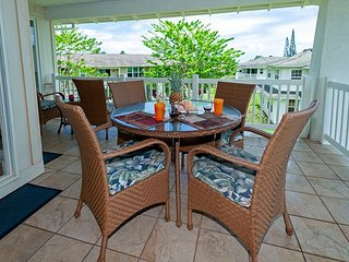 Plantation 1322-with garage, AC, fitness center, pool, hot tub, BBQ and more!
