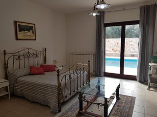 Bed and Breakfast Villa Fatima con piscina