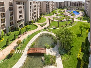 Two bedroom apartment Cascadas Family Resort