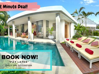 FREE1NIGHT*4BED/4BATH*LARGEPOOL*BEACH66*SEMINYAK