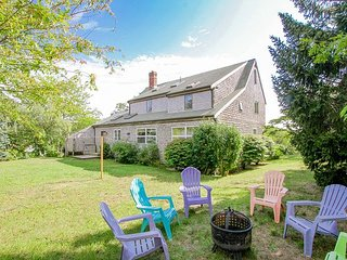 5BR Family Retreat w/ Outdoor Spaces – Near Provincetown, Beach & Vineyards