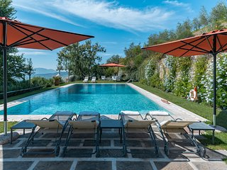Villa Lucchese - Spectacular villa with pool and panoramic view