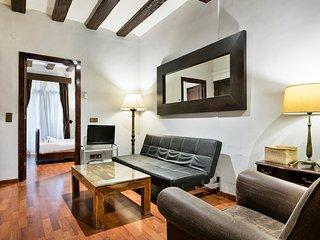 Rustic 2 bedrooms Apartment in Barcelona´s Famous Barrio Gotico