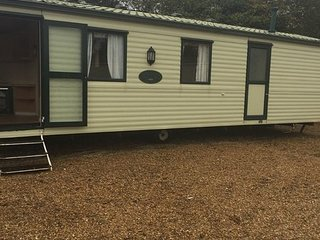 2 bed 6 berth pet friendly holiday home Park Dean resorts Highfield grange