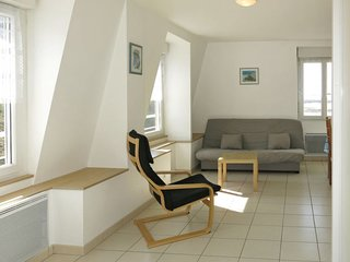 1 bedroom Apartment in La Cotentin, Brittany, France : ref 5653382