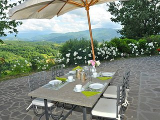 3 bedroom Apartment in Gattaia, Tuscany, Italy : ref 5689336