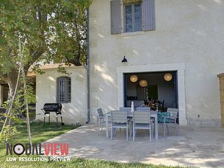 Superb countryhouse in Provence in a XVIII century property