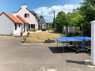 3 bedroom Villa in Ploumanac'h, Brittany, France : ref 5690041