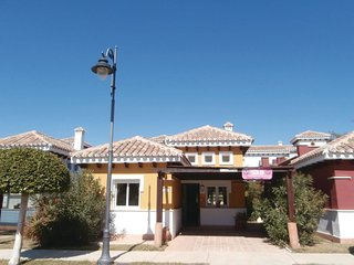 2 bedroom Villa in La Manga del Mar Menor, Murcia, Spain : ref 5548121